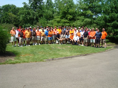 2015 CDLDBB Golf Outing Group